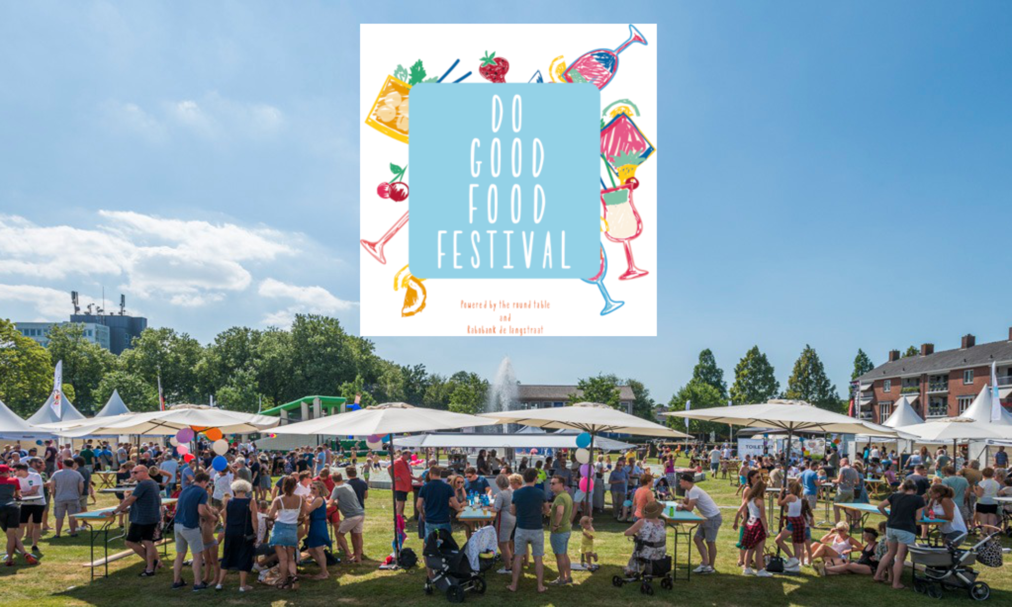 Do Good Food Festival editie 2019